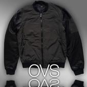 Демисезонная куртка бомбер для подростков и мужчин фирмы OVS Италия