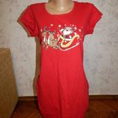 BHS ночнушка, домашнее платьеце р8-10