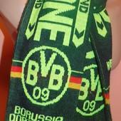 Фирменний стильний оригинал футбольний шарф .Ф.к Борусия Дортмунд .