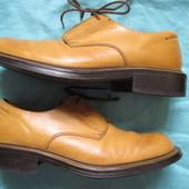 Dave Mayer (41,5, 26,5 см) кожаные туфли дерби мужские