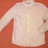 Качественная мужская рубашка Filaton тсм тchibo Германия Размер xxl