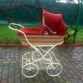 Zekiwa ексклюзив ретро шикарна коляска люлька