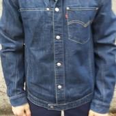 Куртка (курточка) джинсовая Levis Engineered Jeans р-р. L
