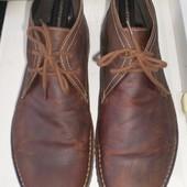 мужские демисезонные ботинки Next  р. 43,стелька 28.5 см