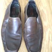 Туфлі шкіряні розмір 44 стелька 30 см Vebane