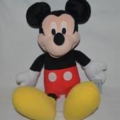 огромный фирменный музыкальный Микки Маус Mickey Mouse Fisher Price фишер прайс оригинал