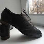 раз.37-37,5.Туфли броги Bata