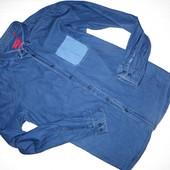 рубашка джинсовая  Hugo Boss  L