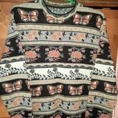 женский свитер 44-46 размер