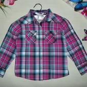 Рубашка I Love Next 6л(116см)Мега выбор обуви и одежды!