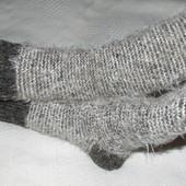 Шерстяные носки,ручная работа, модель 02,37-38 рр