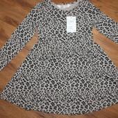 Платье 98-104 .H&M