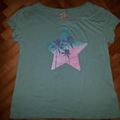 Мятная футболка от Hollister! p.-m