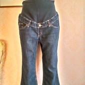 Плотные бриджи для беременной ( 40,10) рост 170  H&M