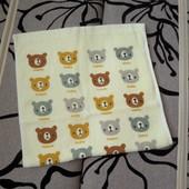Распродажа детское махровое полотенце для рук и лица