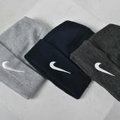 Шапка Nike теплая