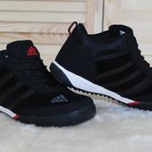 Мужские кроссовки адидас Adidas зимние