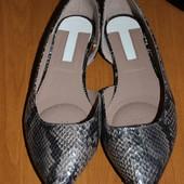 Туфли балетки Dorothy Perkins