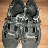туфли спортивные мужские чёрные с бахромой 42-43