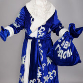 Взрослый костюм Деда Мороза опт и розница