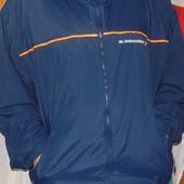 Спортивная фирменная курточка деми Nkl Baumaschinen.хл-2хл