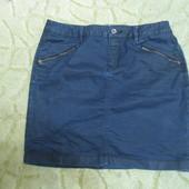юбка джинсовая М