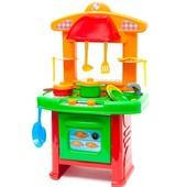 Кухня маленькая Орион 402 пластиковая ролевые игры