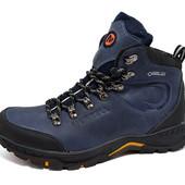 Ботинки зимние Merrell Gore-Tex Blue