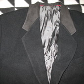 Пиджак шерстяной,тёплый,р.54.