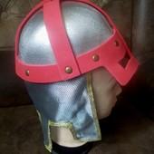 Шлем для рыцаря Lego 3-8лет цена снижена