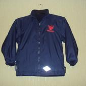 Куртка Original Brigade, двух сторонняя, на 6лет
