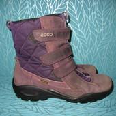 Зимние Ecco Gore-Tex 36р 22,5-23см