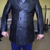 Куртка шкіряна на 48-50 розмір