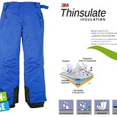 Лыжные зимние термо штаны мембрана Crivit р. 52