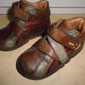 ботинки, бренд Bama, 21 размер, стелька 13,5 см, натуральная кожа, Италия