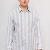 Рубашка с запонками мужская Pierre Cardin (XL)