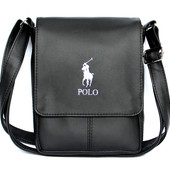 Компактная повседневная мужская сумка (Kot S Polo)