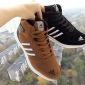 Зимние мужские кроссовки Adidas Winter