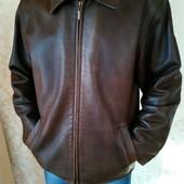 Куртка из натуральной кожи р.48-50