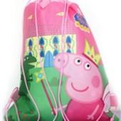 Сумка рюкзак peppa pig свинка пеппа