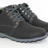 Vaslav Мужские кожаные ботинки