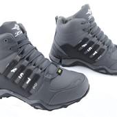 Мужские зимние кроссовки Terrex 45 размер.