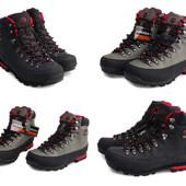 Зимние мужские ботинки - натуральная кожа