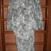 Пижама флисовая,женская, размер L