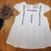 блуза-туничка некст 2-3г и дольше