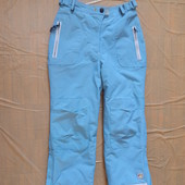 р. 134-140, термоштаны, Cup's, Франция, теплые зимние лыжные штаны