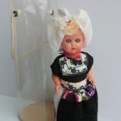 Кукла в национальном костюме 12 см