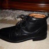 Супер-стильные мужские бренд.ботинки Oaktrak,Кожа,Англия