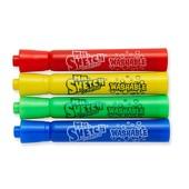 Смываемые маркеры с ароматом фруктов