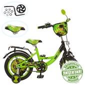 Велосипед детский 12 profi BN 0038 Ben10